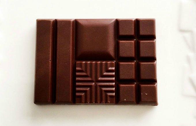 ダイエット中にも嬉しい!低糖質でタブレットタイプの高品質チョコ。