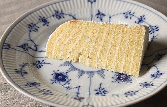 鐘に降り積もる雪をイメージした懐かしい味のケーキ「鎌倉の鐘」