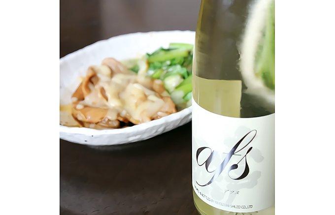 まるでフルーティーな白ワイン!飲んだ人が目を丸くする日本酒「木戸泉酒造アフス」