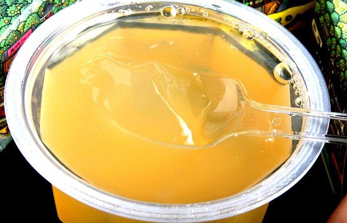 広島の国産レモンにこだわった、クールな味わいのレモンジュレ