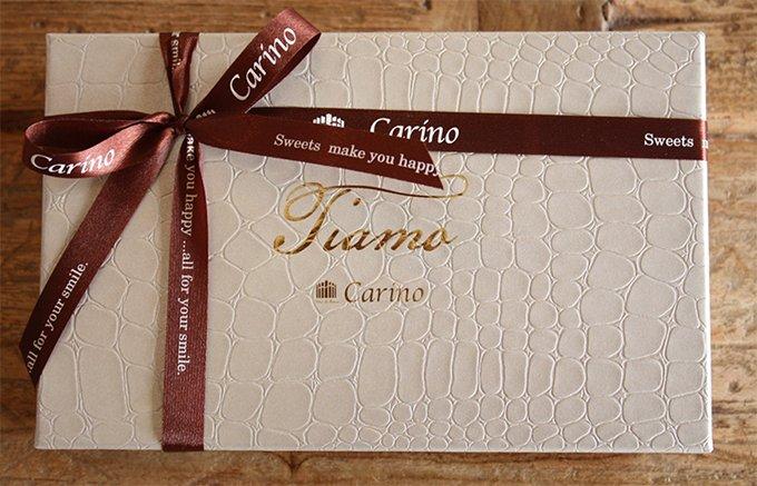 一つ一つ丁寧に描くスペシャル感!ドルチェ・ディ・ロッカ・カリーノの「ティアーモ」