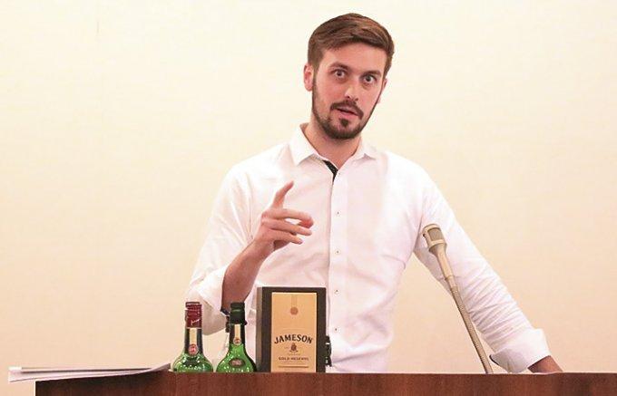 アイリッシュ・ウィスキーはカクテルとして味わうのが最近のトレンド?