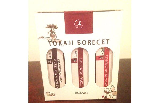 美食の国ハンガリーから、透き通った美味しさのトカイ貴腐ワインビネガー