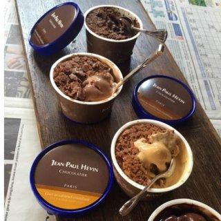 カカオが持つ本来の風味を感じる『JEAN-PAUL HÉVIN』のアイスクリーム