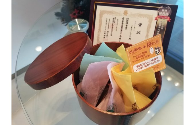ギフトにもピッタリ!木曽ヒノキと木曽サワラで作った天然素材の「お弁当箱」
