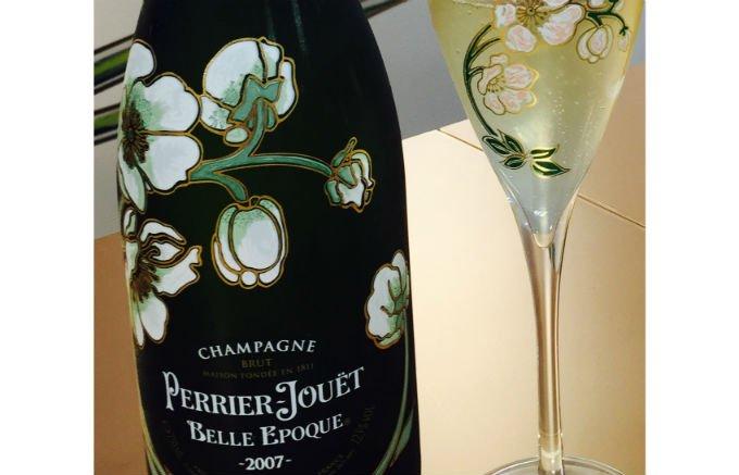 特別な時間を過ごすときにこそ飲みたい「ペリエ ジュエ ベルエッポック 2007」