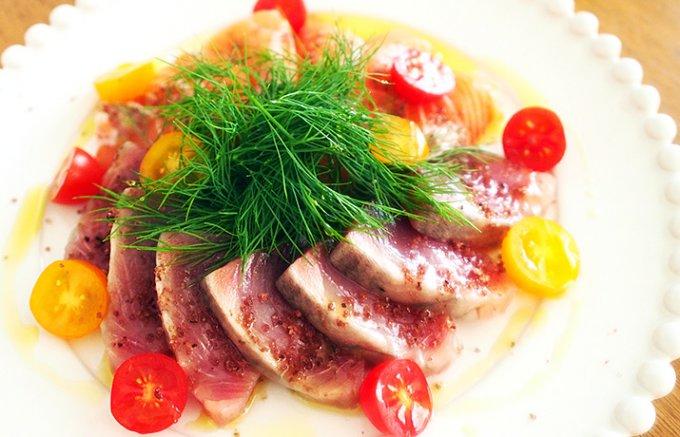 有名シェフの御用達 リゾート地マヨルカ島の琥珀色の塩は和食に使える