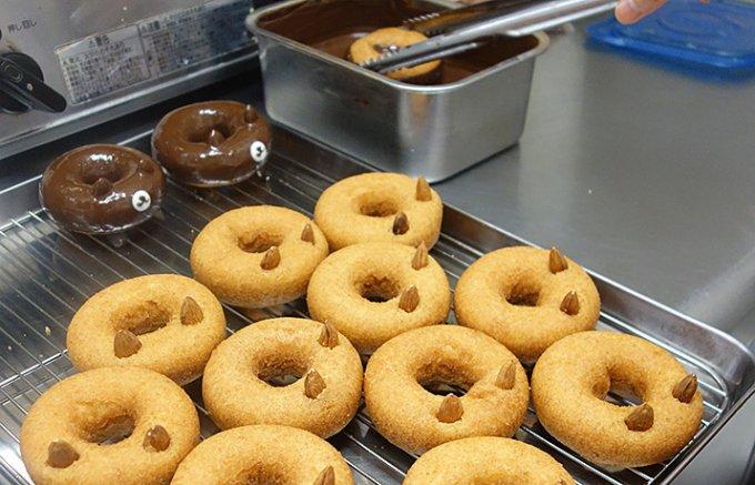 たった2坪で、1日2000個売れる人気ドーナツ!「イクミママのどうぶつドーナツ」