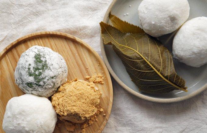 ふわふわ過ぎてびっくり。季節を運ぶ優しい和菓子で春を感じる