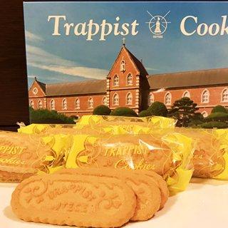 口の中に広がる芳醇バターの香りとサクサク歯触り!「トラピスト クッキー」