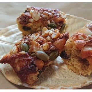 美味しくて栄養価の高いお菓子「森のスティック」