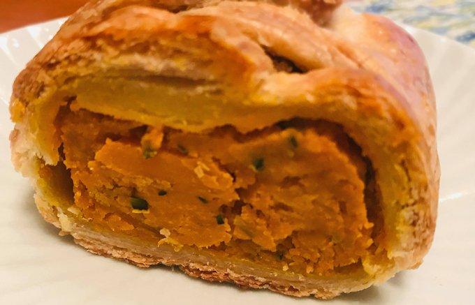 本当は秘密にしておきたい!素材への愛情が伝わる味『ルヴァン』の「かぼちゃパイ」