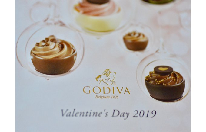 バレンタインの魔法にかけられて。GODIVAのフェアリーケークコレクション