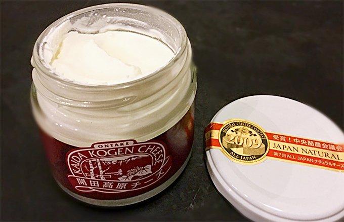 長野県開田高原で作られる専門家お墨付きの絶品「クリームチーズ」
