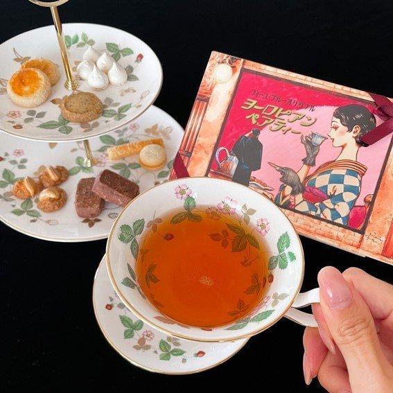 【即買い必至】数量限定!世界観がたまらない……超絶かわいい紅茶!