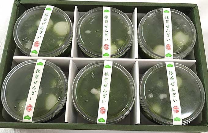 夏の上質な贈り物にはこれ!京都 東山茶寮の冷凍「抹茶のおぜんざい」