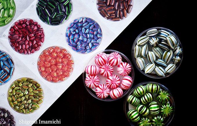 クロッシェの「京あめ」に込められた京都の伝統とヨーロッパの美