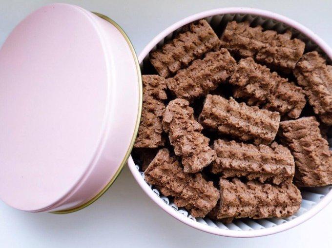 幻のクッキーが当日でも手に入る!? 『山本道子の店』の「チョコスティック」