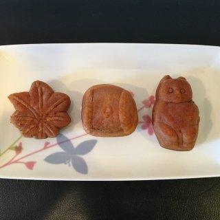 東京下町こだわりの味 『山田家』のぽんぽこ狸の人形焼