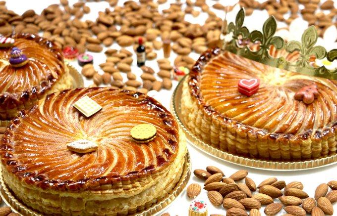 シンプルだけど奥深い!チャンピオンが作る新年の幕開けに相応しいフランス菓子