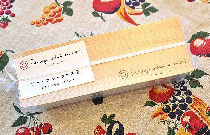 贈り物全般で大活躍!東京都内で買えるおすすめ羊羹