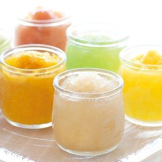 凍らせても驚くほどの果実感!『シェ松尾』の「フルーツソルベ」