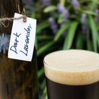 秋の訪れに惑う心を包み込む、ラベンダー香が優しいビールはいかが?
