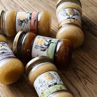 紀元前から養蜂所を持つイスラエルならではの非加熱の生はちみつ