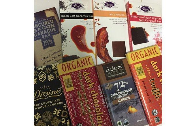 チョコレート好き必見!アメリカ発ユニークな組み合わせの「チョコレートバー」