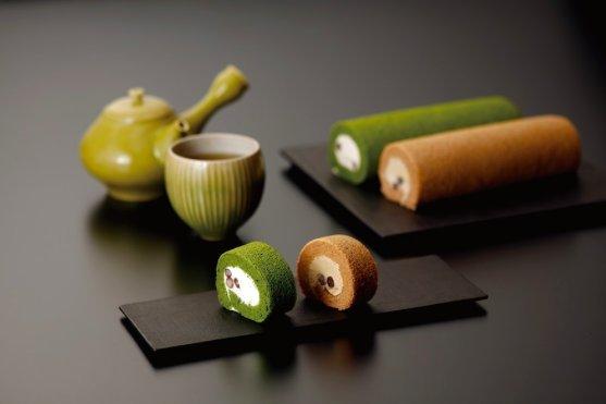 あの日本茶専門店が新展開!店舗限定商品「和の茶ロールケーキ」「和の茶 玉露」