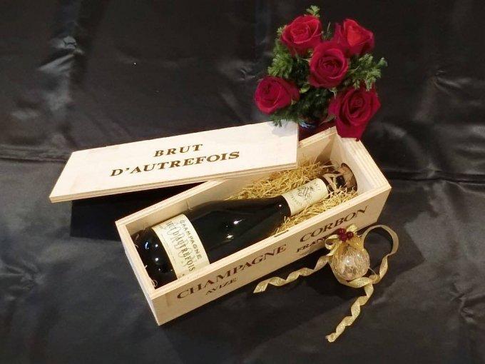 感謝を込めた贈り物に最適!シャンパーニュ「コルボン ブリュット ドートルフォア」