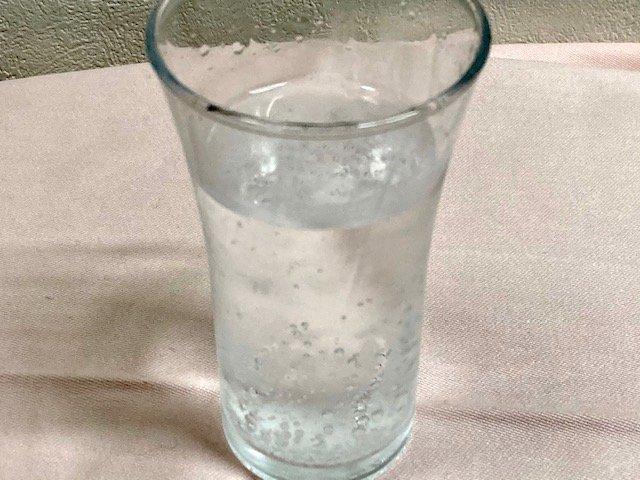温泉水の「強」炭酸水!ミネラルたっぷりでまろやか