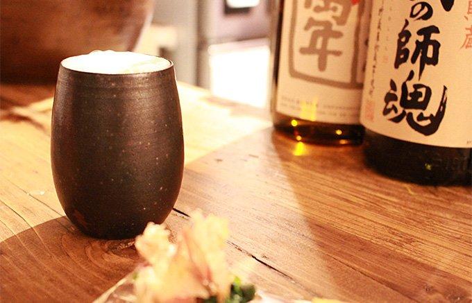 夏のビールを何倍もおいしくする!?「用の美」を兼ね備えた唐津焼のビールグラス