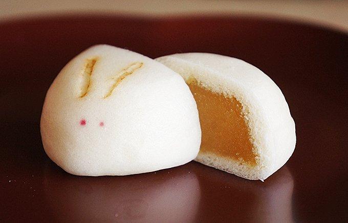 秋の金沢・兼六園の手土産に!加賀野菜を餡に使った可愛らしい「福うさぎ」