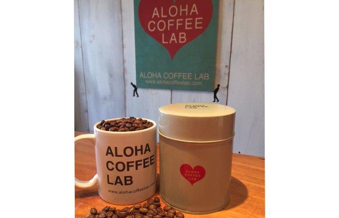 ハワイから直輸入!挽きたてのハワイアンコーヒーがおうちで飲める!!