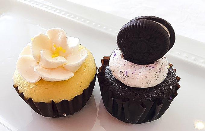 春爛漫!お花畑のようなビジュアル系カップケーキ!