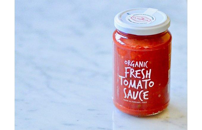 ラタトゥイユにも!『ラ・クチネッタ』の絶品トマトソース