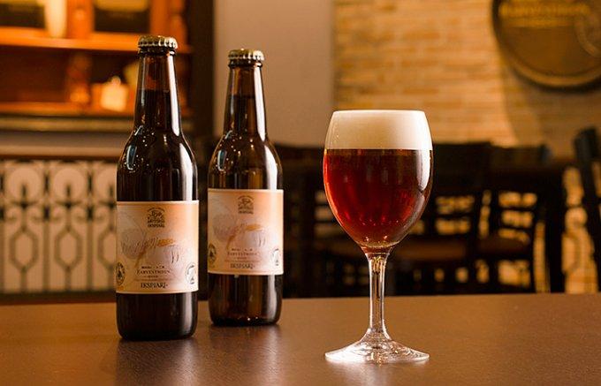 イクスピアリ開業15周年記念!Alc.8%の醸造「バーリーワイン2015」