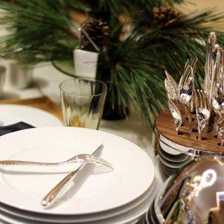 クリスマス、年末年始のおもてなしに。クリストフルのカトラリーセット「MOOD」