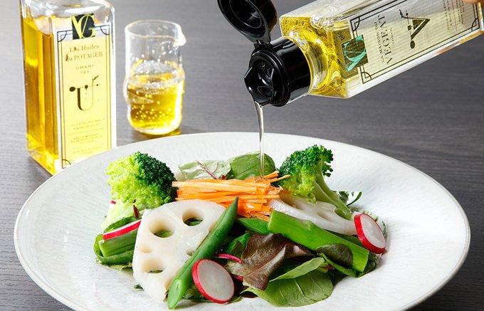 美味しい!楽しい!新しい!野菜の旨味オイル「VEGEAT」と「UMAMI」