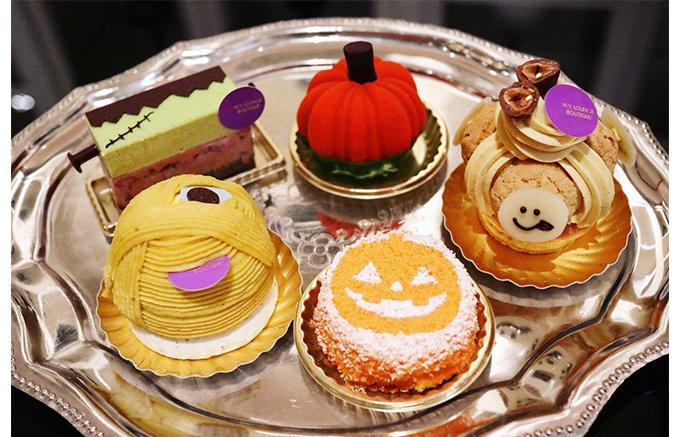 今だけの可愛さと美味しさ!ハロウィンのホテルメイドケーキを手土産に