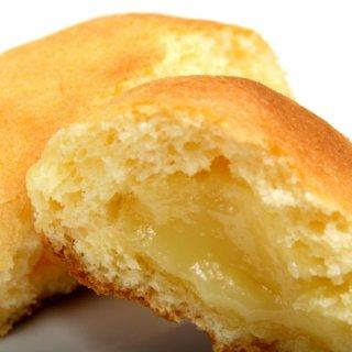 関牛乳を使用した、岐阜県関市のカスタードケーキ「関の月」