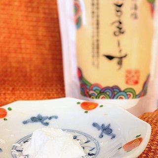 世界初のパウダーソルト!減塩しつつ含有ミネラルはそのままの命の塩「ぬちまーす」
