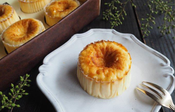 美食の街スペインバスク地方サンセバスチャンから上陸『GAZTA』のチーズケーキ