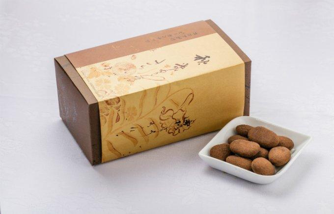 3つの組み合わせが生み出す絶妙な美味しさのチョコレート菓子!