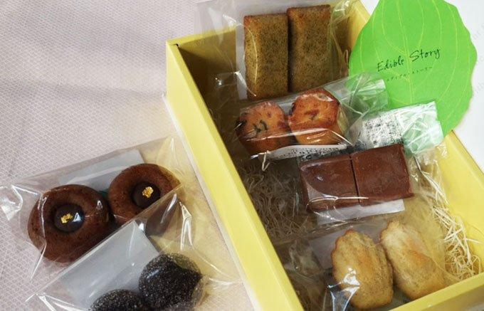 秋の恵みたっぷり!信州の素材と、フランス伝統菓子の融合「エディブル・ストーリー」