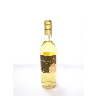草生栽培と減農薬栽培のぶどうで作る「白州のシャルマンワイン」