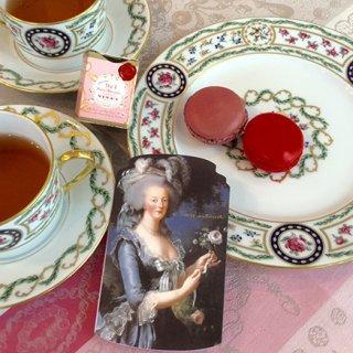 ヴェルサイユ宮殿の菜園で作るフレーバーティー「マリーアントワネット スペシャル」