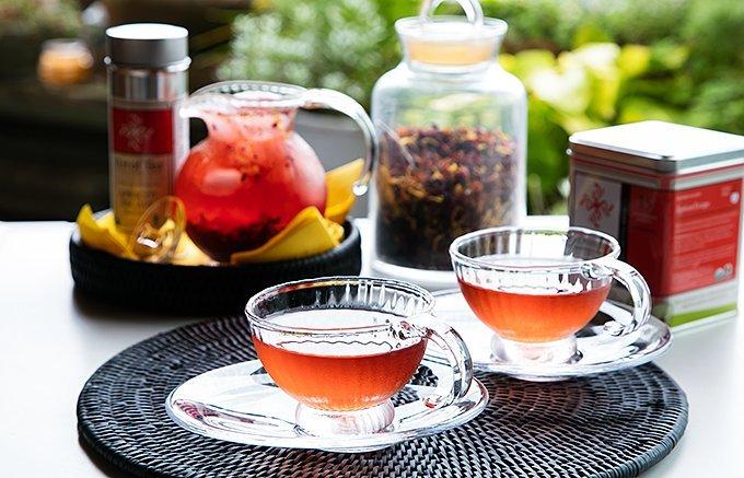 """冷たい水出し紅茶ですっきりリフレッシュ!水出しにおすすめの""""かわいい紅茶""""5選"""