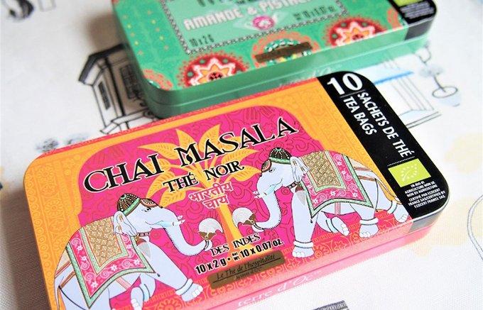 思わずパケ買い!フレンチインディアンな『テールドック』のチャイマサラ
